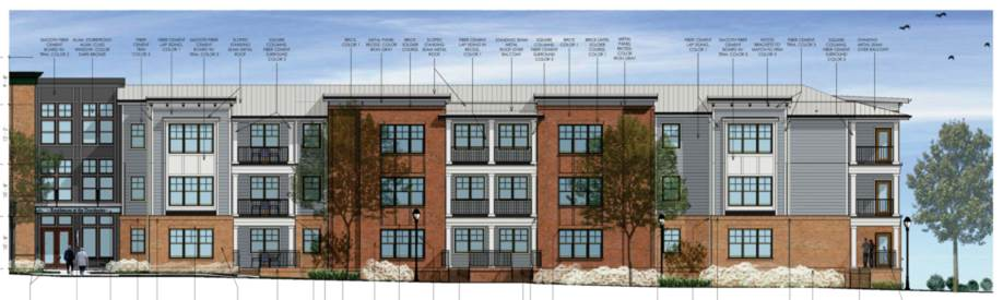 Dorechester Boutique Hotel Project Rendering 2