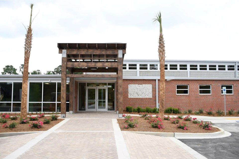 [Picture] Grand Opening for Rollins Edwards Community Center